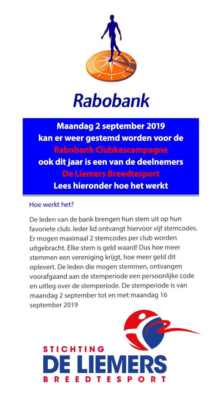 Rabobank  Clubkascampagne